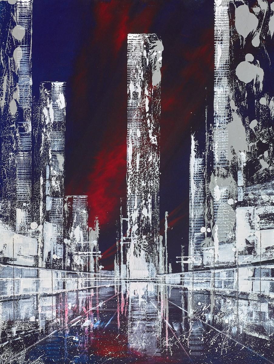 Abstract City III